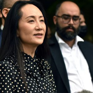 """Beijing's """"Hostage Diplomacy"""" Victory """"Meng Wanzhou, please do not come back"""""""